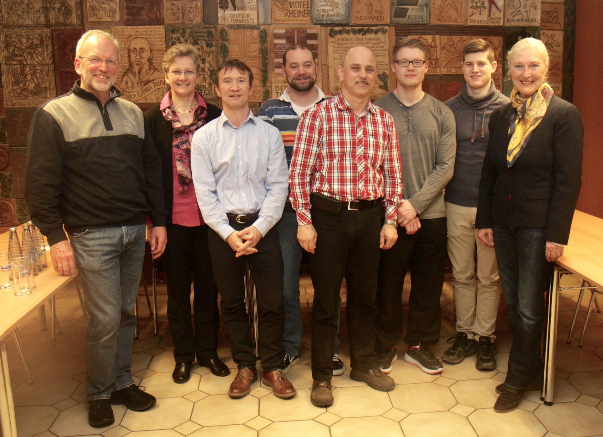 Mitgliederversammlung der Kunstturnvereinigung Koblenz (KTV)