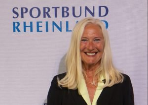 Monika Sauer wird Präsidentin des Sportbund Rheinland
