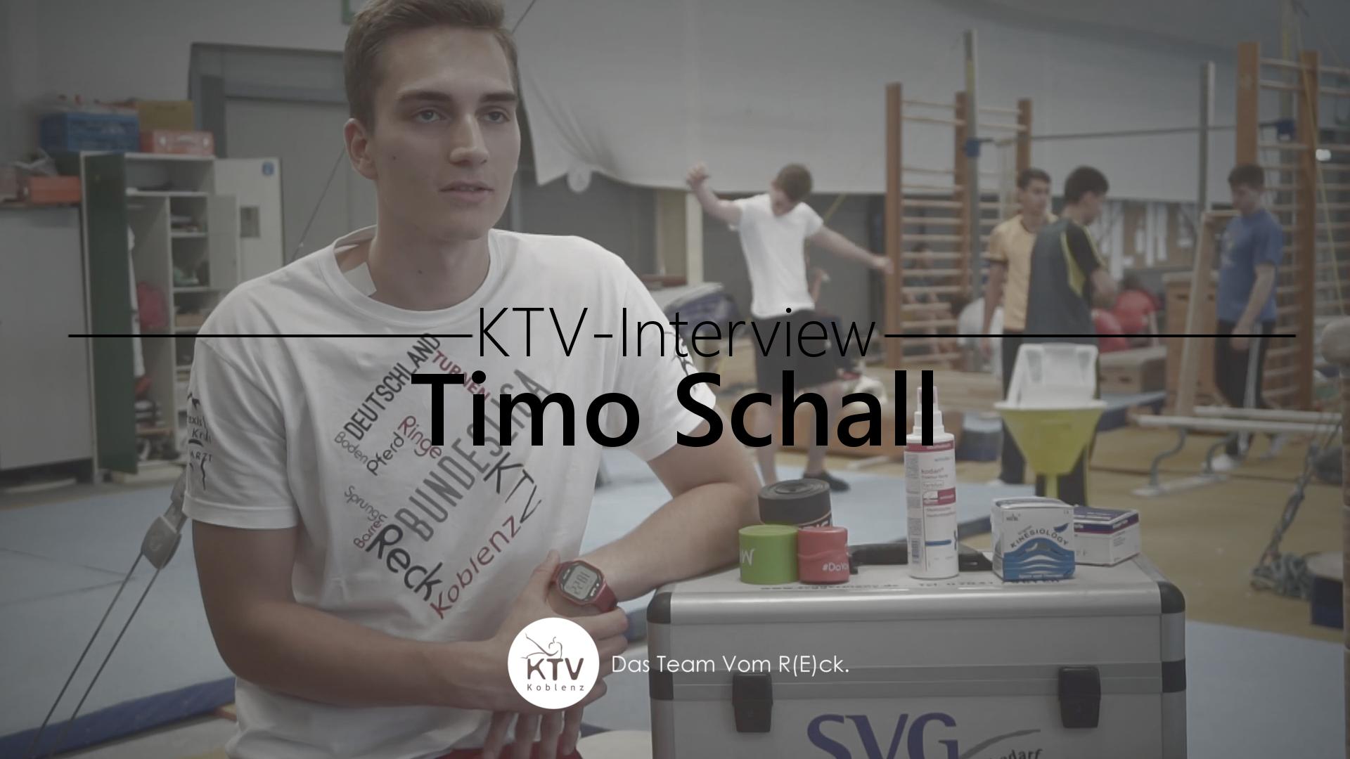 KTV-Interview   Timo Schall
