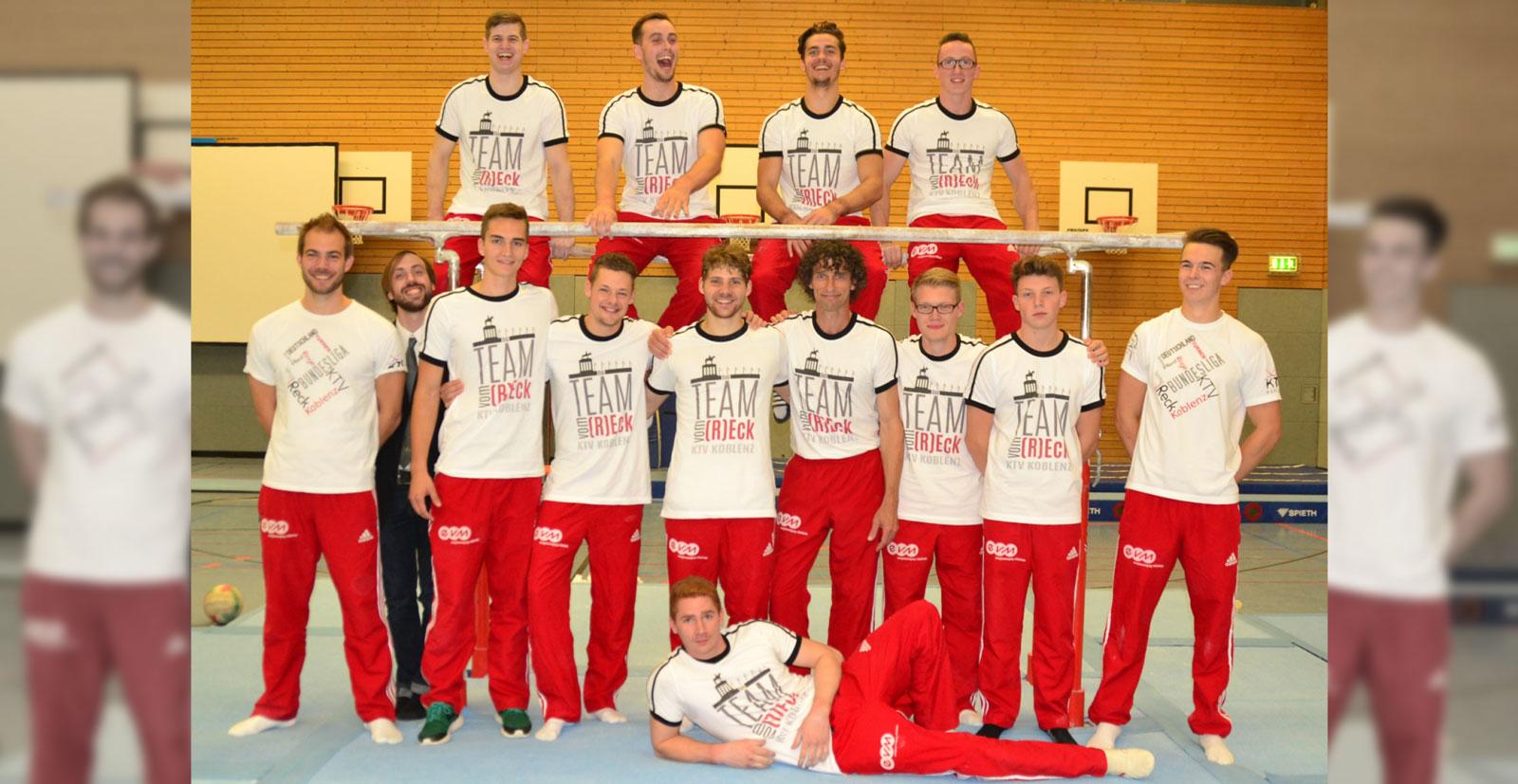 Letzter Wettkampftag in der 2. Kunstturn-Bundesliga:   KTV will Sieg und Platz fünf