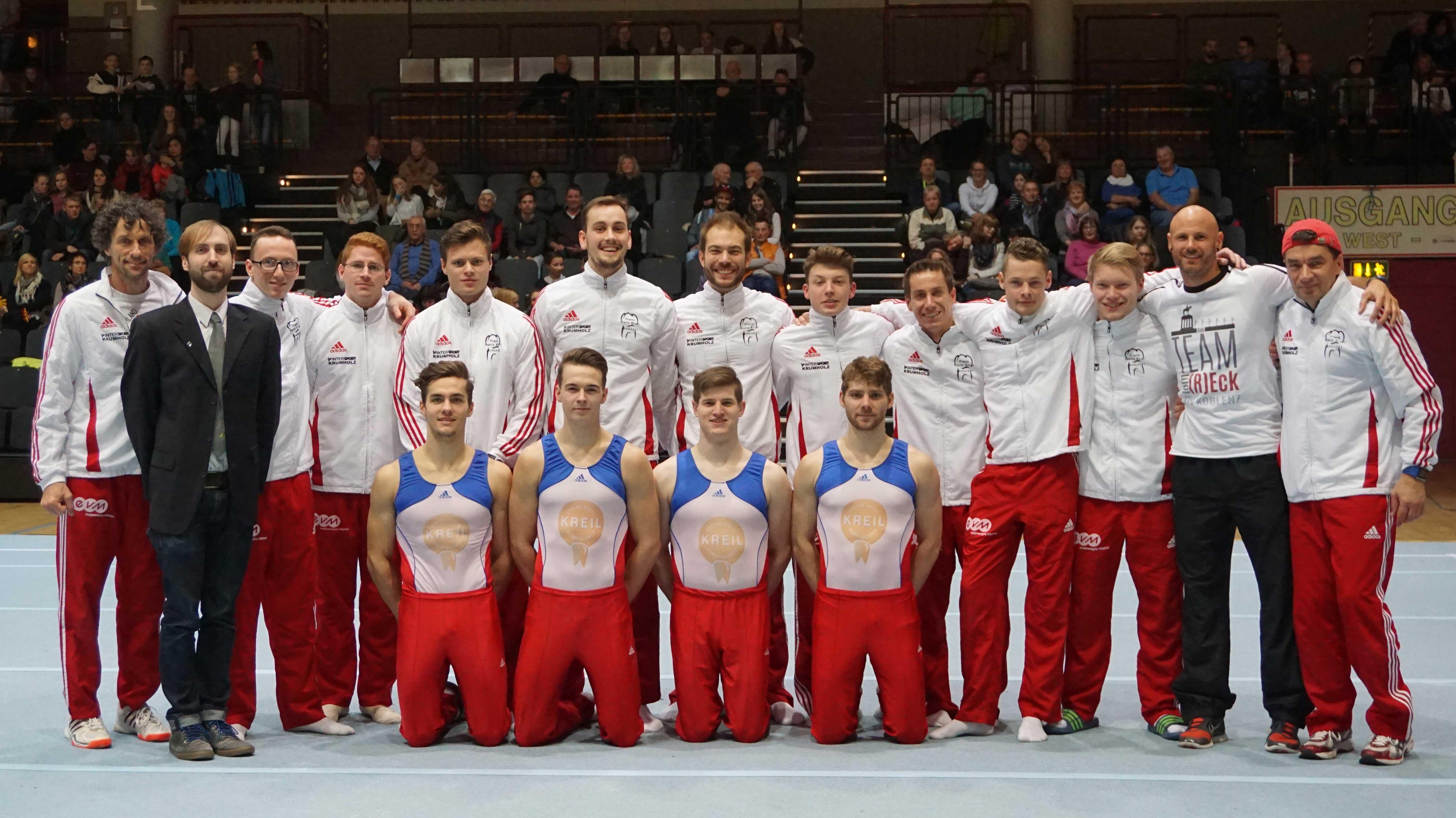 KTV Koblenz mit Rumpftruppe zum Saisonauftakt