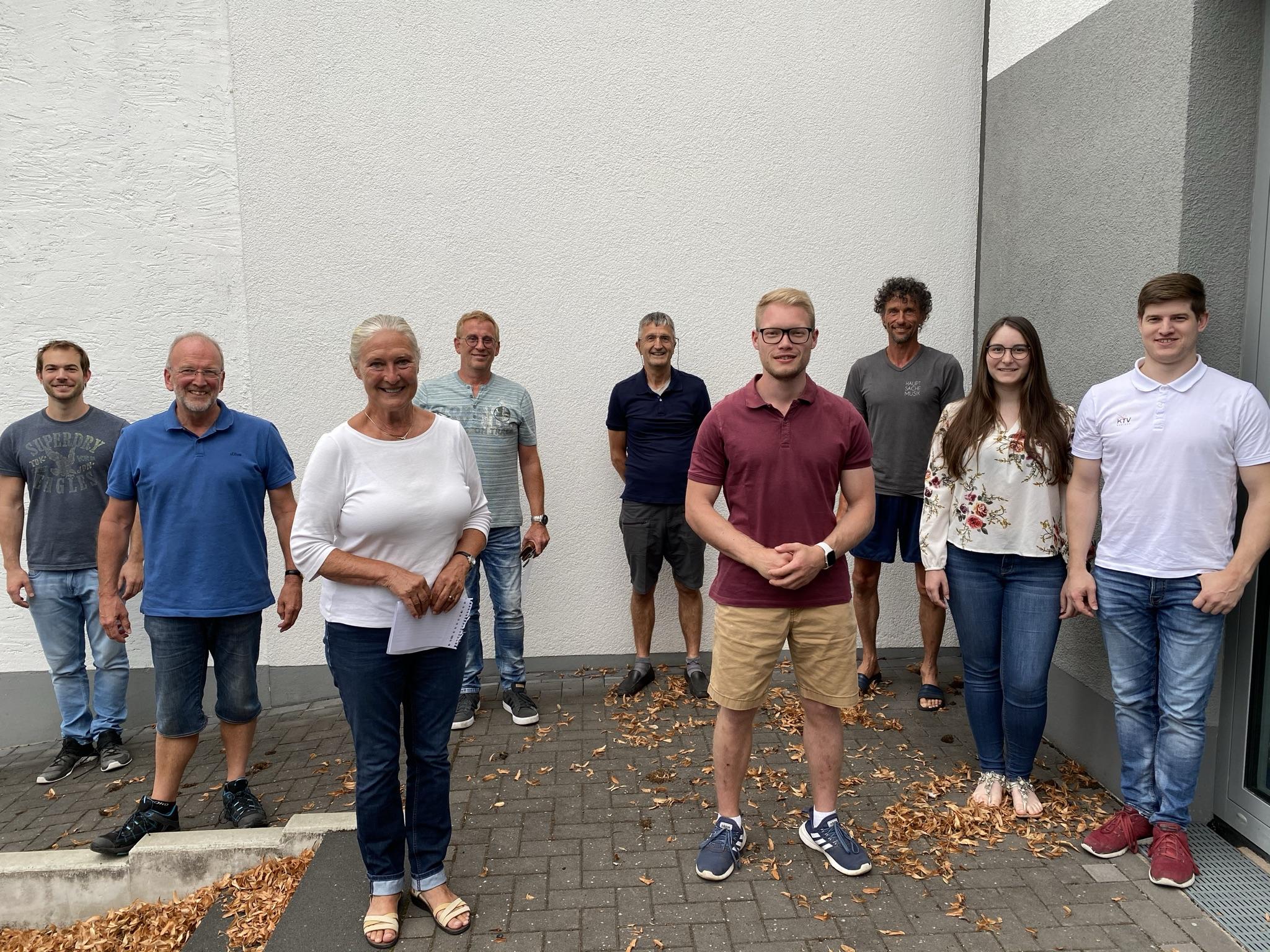 20. Mitgliederversammlung der Kunstturnvereinigung Koblenz e.V.